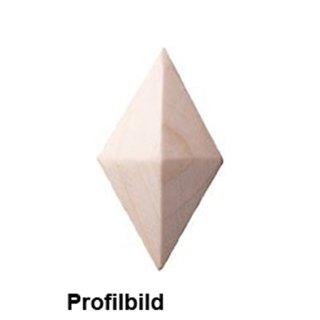 Pyramidenaufsatz PYR2 66 x 36 x 8 mm