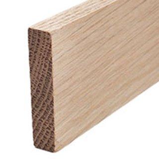 Vierkantleiste Massivholz 43 x 10 mm