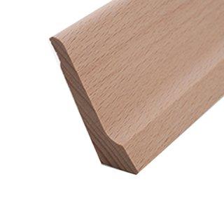 Sockelleiste Massivholz 50 x 15 mm