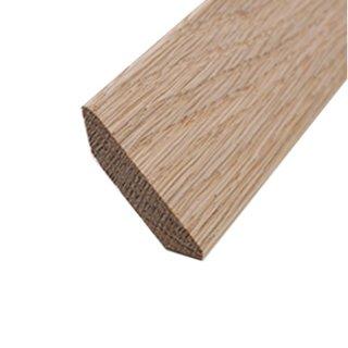 Sockelleiste Massivholz 22 x 32 mm