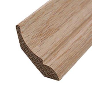 Sockelleiste Massivholz 30 x 23 mm