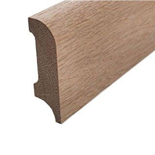 Sockelleiste Massivholz 59 x 18 mm