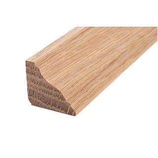 Deckenleiste Massivholz 20 x 22,5 mm