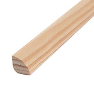 Viertelstab Massivholz 10 x 10 mm