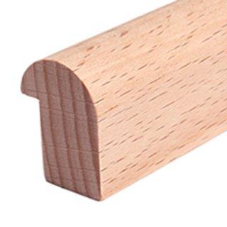 Falzleiste Massivholz 26 x 20 mm