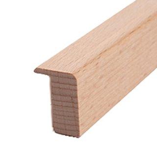 Falzleiste Massivholz 19 x 14 mm