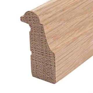 Falzleiste Massivholz 20 x 35 mm
