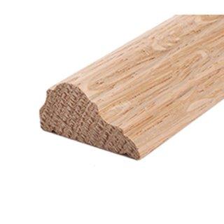 Profilleiste Massivholz 28 x 14 mm