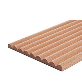 Profilleiste Massivholz 79 x 5 mm