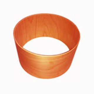 Holzröhre MDF Länge 310 mm Wandung 20 mm