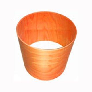Holzröhre MDF Länge 620 mm Wandung 20 mm